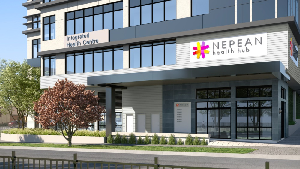 Nepean Health Hub Penrith - Medical Consulting Rooms for Rent/sale